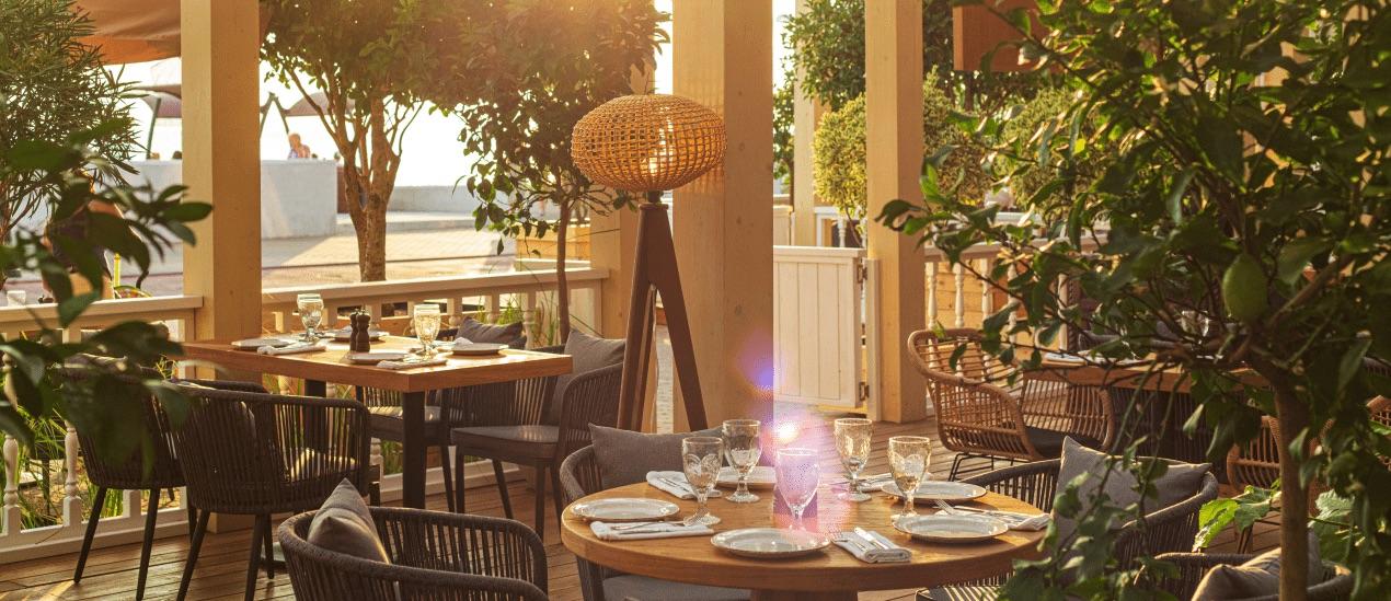Ресторан Nino Сочи, фото
