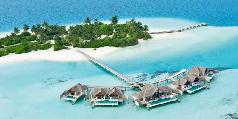 Водные виллы Niyama Private Island Maldives, фото