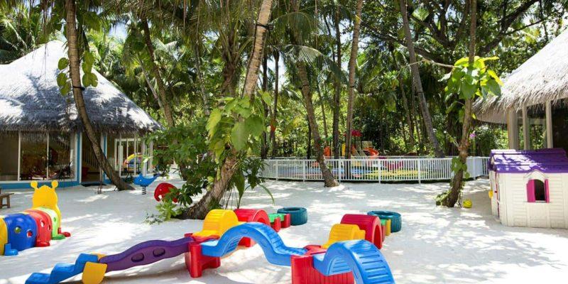 Детский клуб Niyama Private Island Maldive, фото