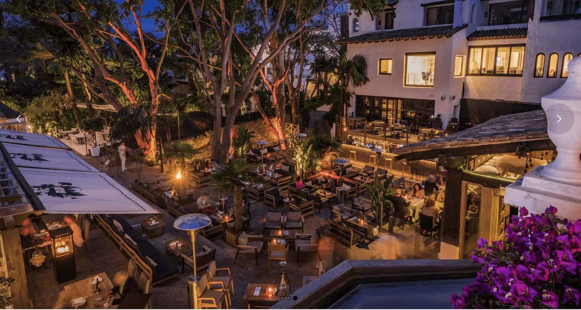 Nobu Hotel Marbella, фото