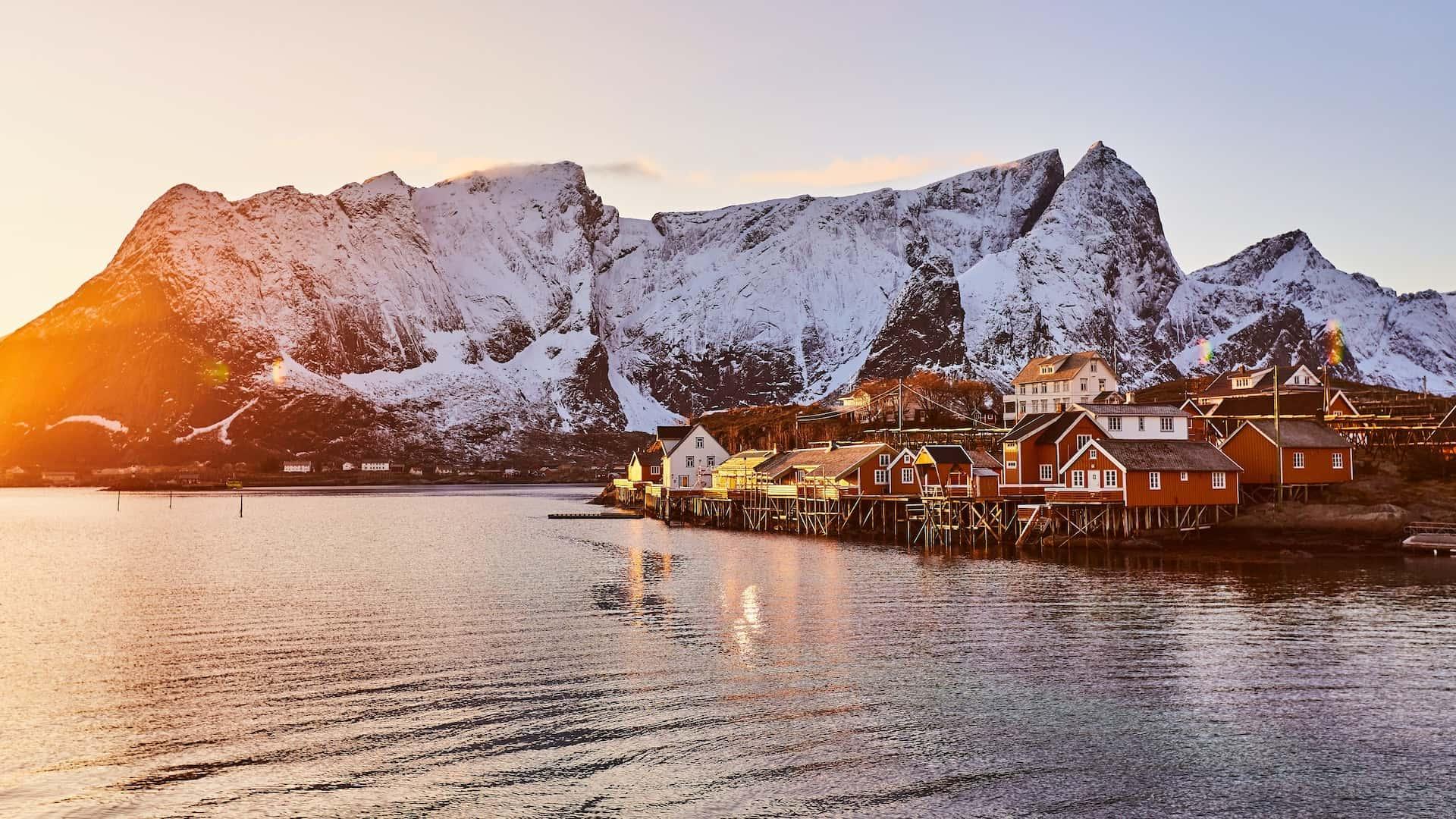 Норвегия, фото