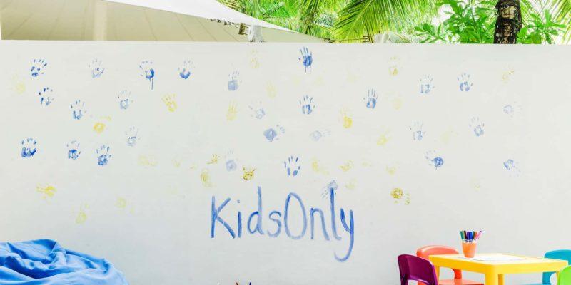 Детский клуб One&Only Reethi Rah,фото