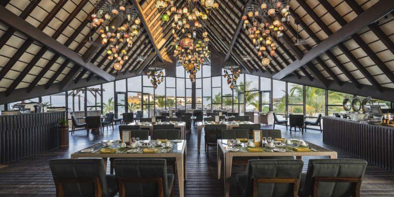 Ресторан Vista del Mar Ozen Bolifushi Мальдивы