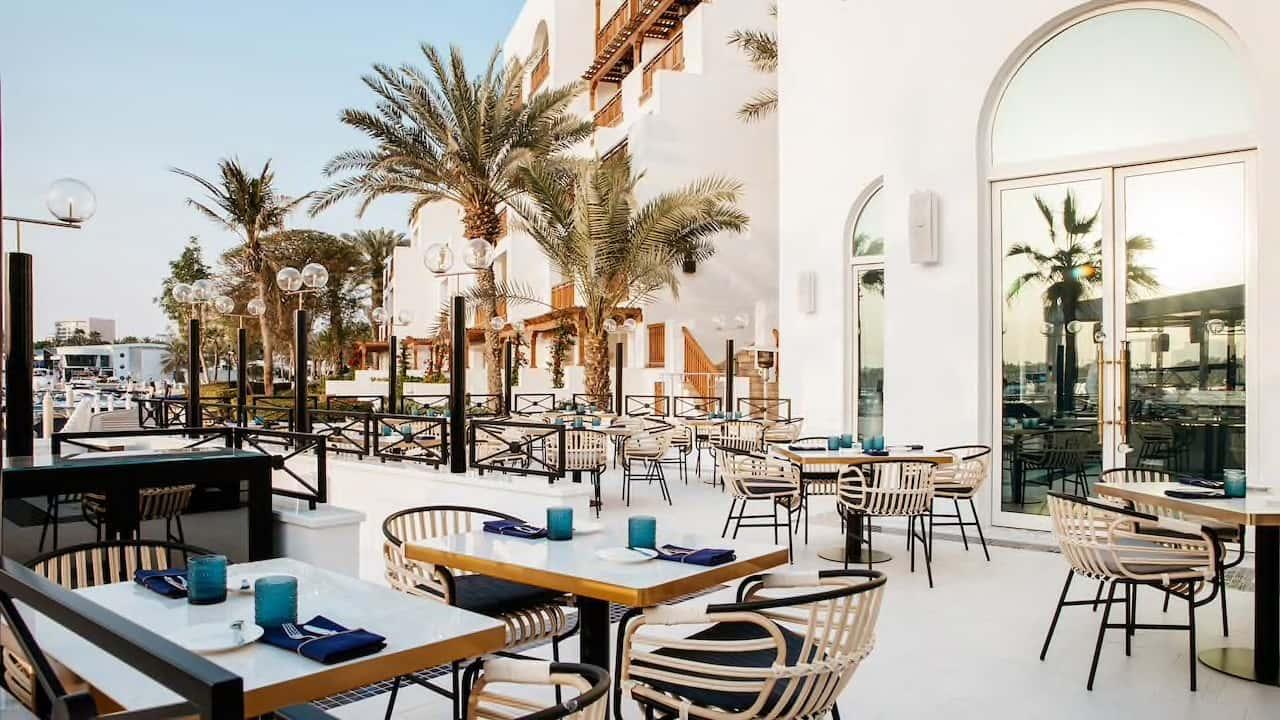 Park Hyatt Dubai Brasserie du Park, фото