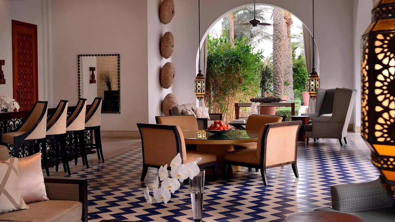 Park Hyatt Dubai Pool Bar, фото