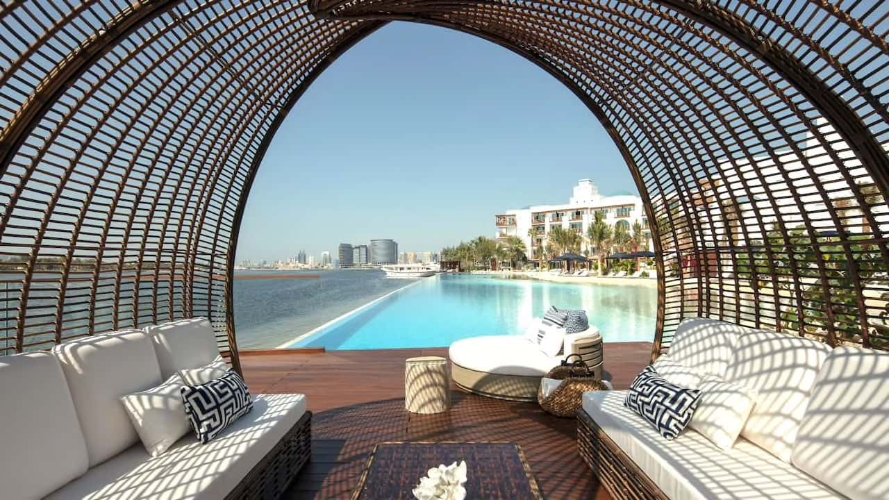 Park Hyatt Dubai The Lagoon Dana Cabana, фото
