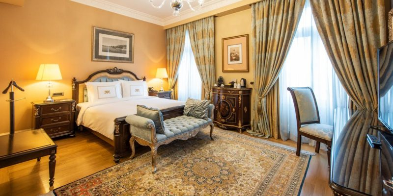 Pera Palace Hotel Стамбул, фото