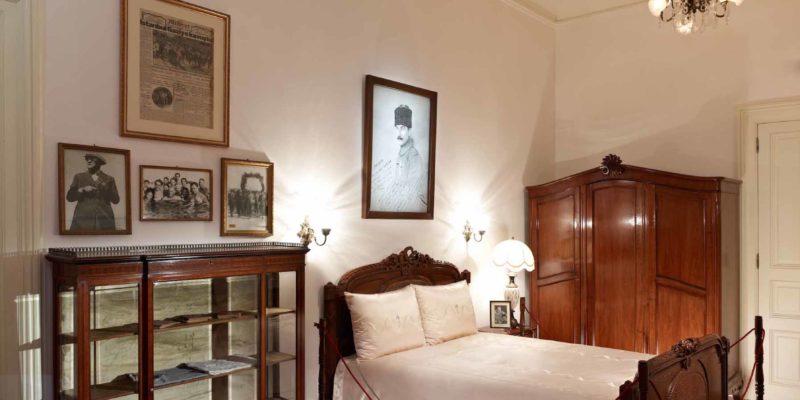 Музей Ататюрка Pera Palace Hotel Стамбул