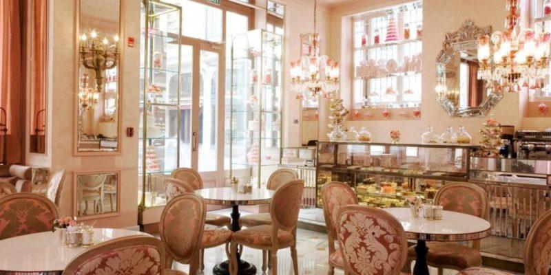 Ресторан Pera Palace Hotel Стамбул, фото