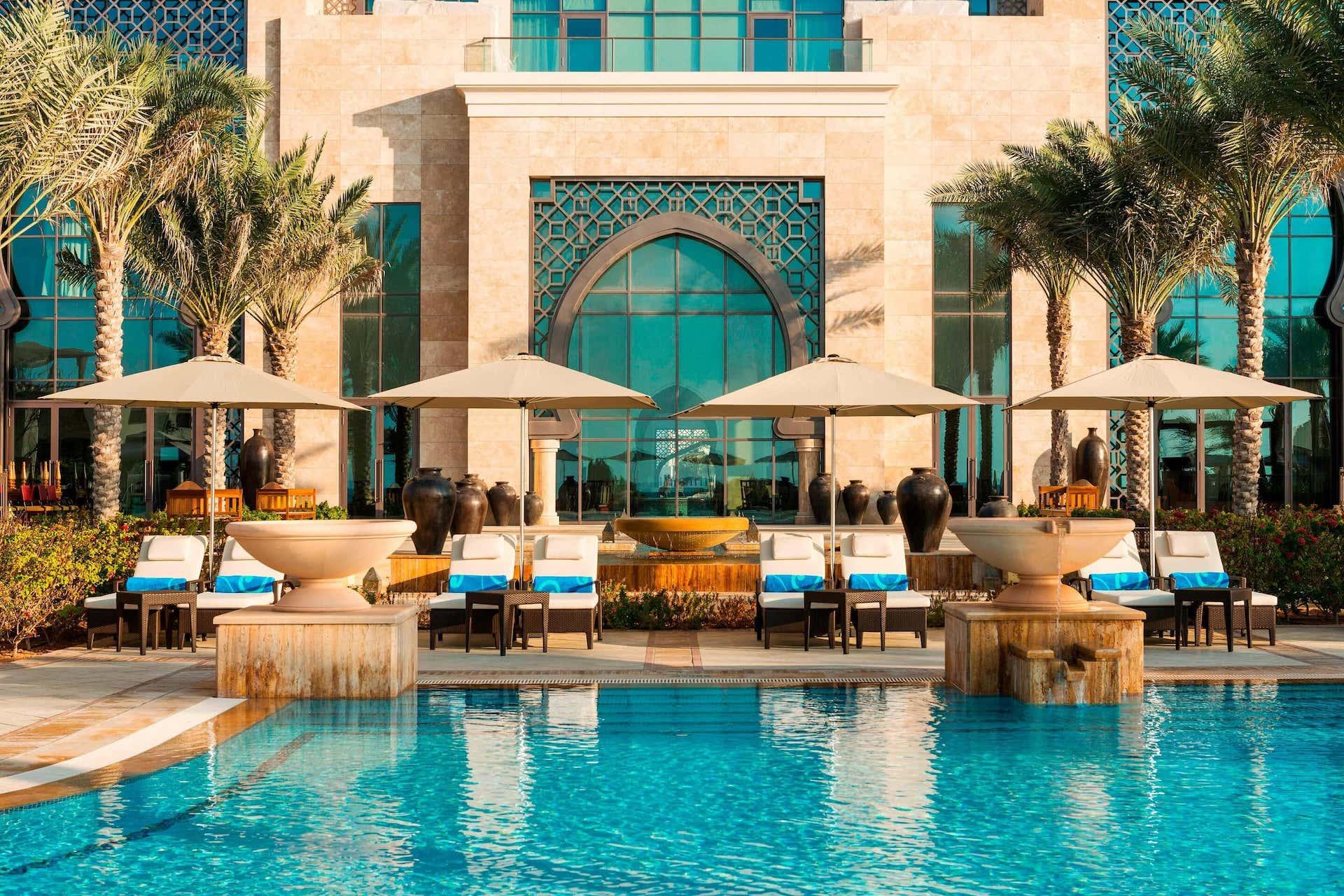 Pool Ajman Saray Аджман, фото
