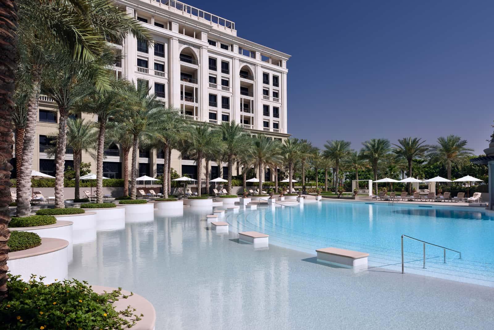 Pool Palazzo Versace Дубай, фото