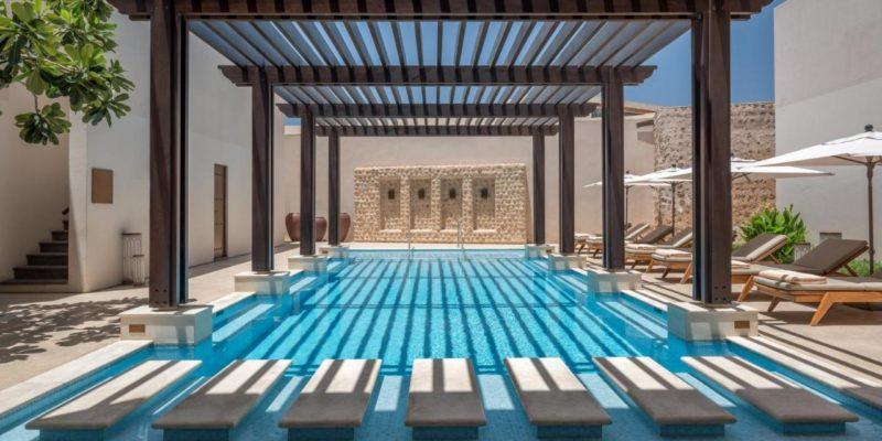 Pool The Chedi Al Bait, Sharjah, фото