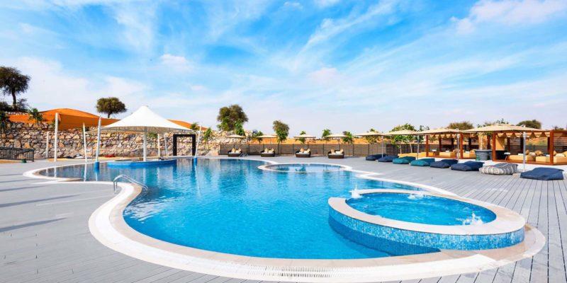 Pool The Ritz-Carlton Ras Al Khaimah, Al Wadi Desert, фото