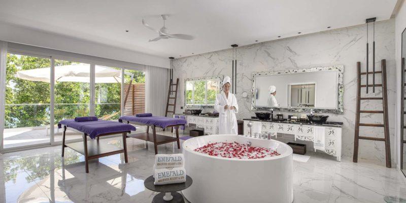 Spa Emerald Maldives Resort, фото