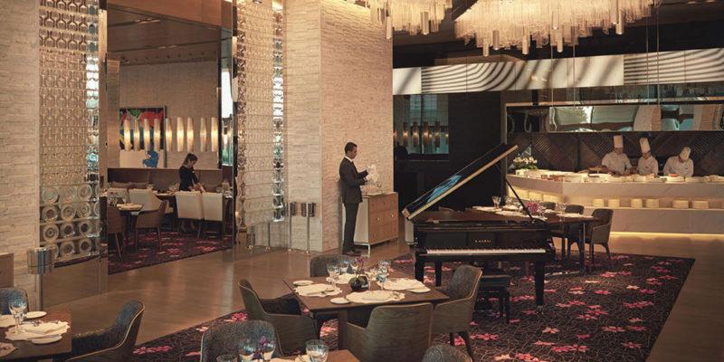 Холл отель Raffles Istanbul, фото