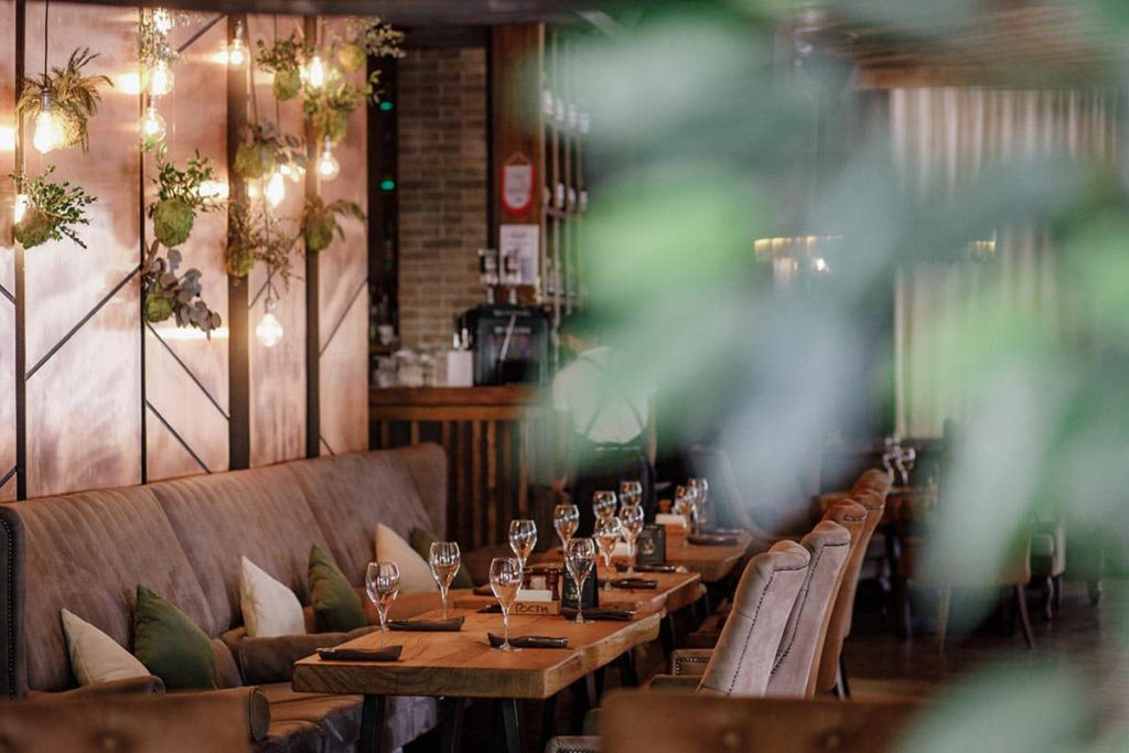 Топ-12 ресторанов Красной Поляны