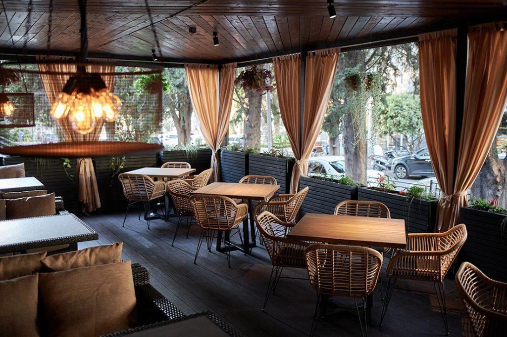 Restaurant Gostidze Sochi Interior, фото