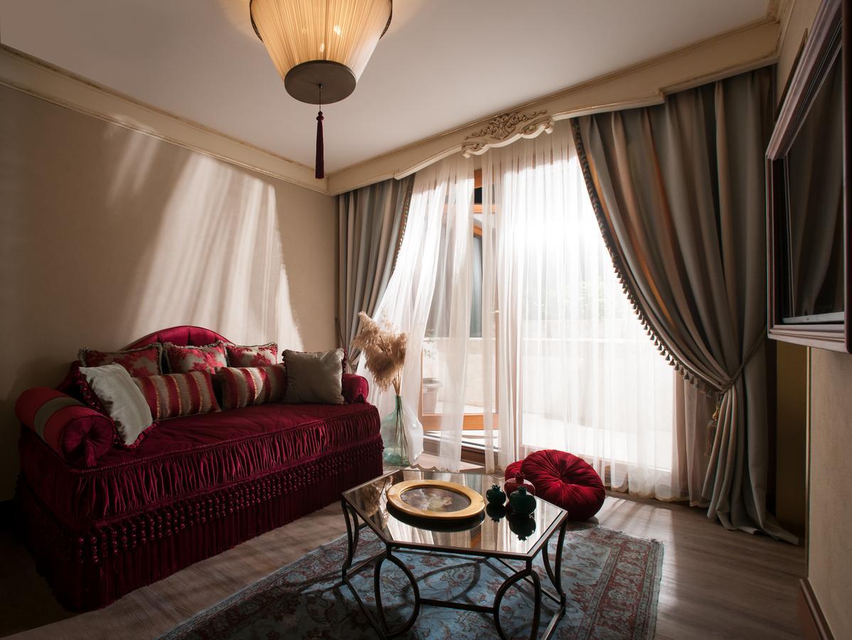 Сьют Romance Hotel Istanbul, фото