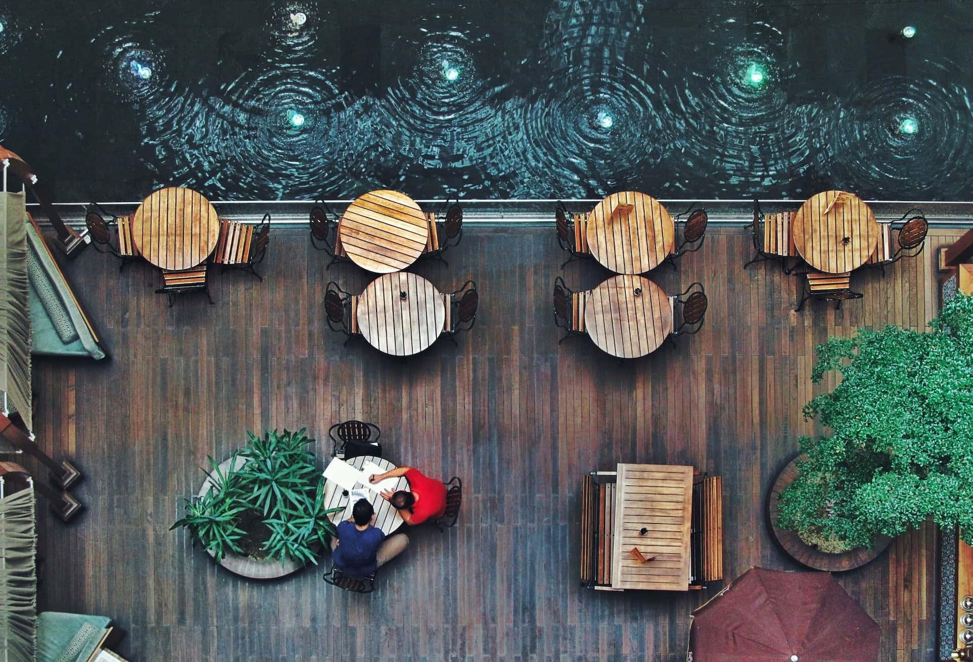 Ресторан Sapphire Стамбул, фото