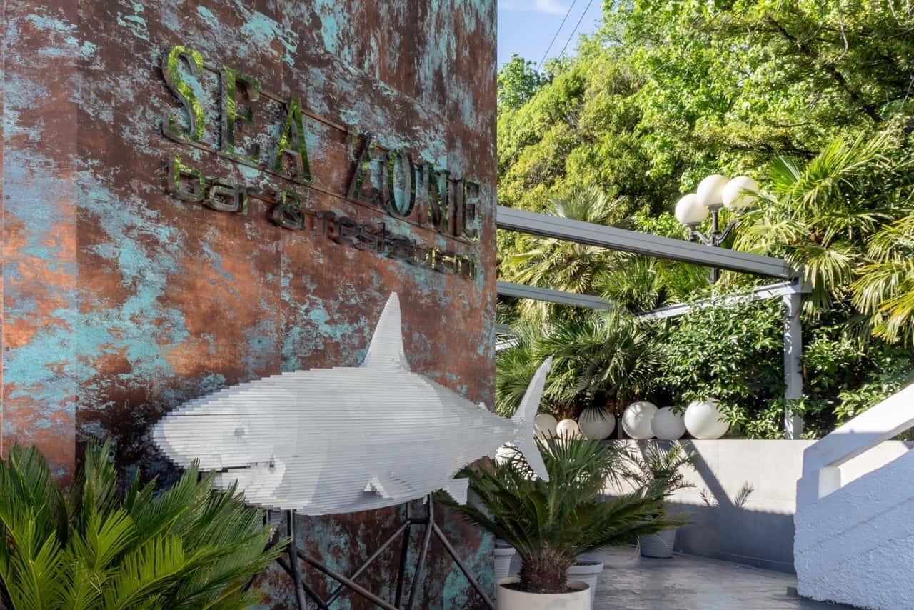 Ресторан Sea Zone Сочи, фото