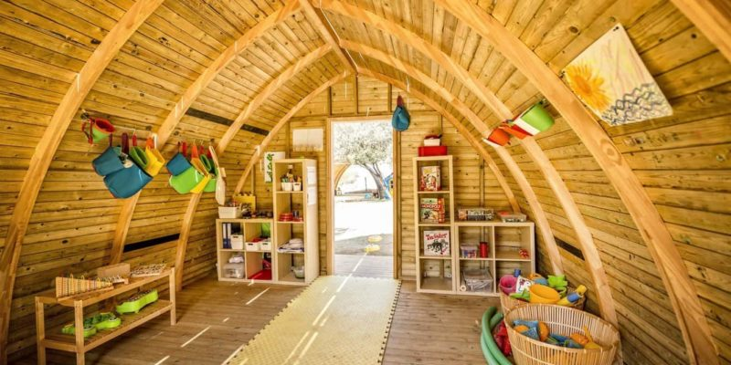 Детская комната в отеле Six Senses Kaplankaya Бодрум, фото