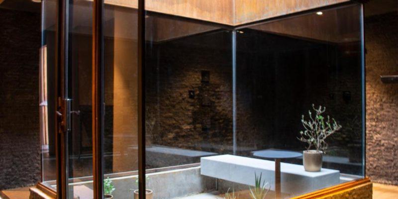 Steam Room Mysk Al Faya Retreat Шарджа, фото