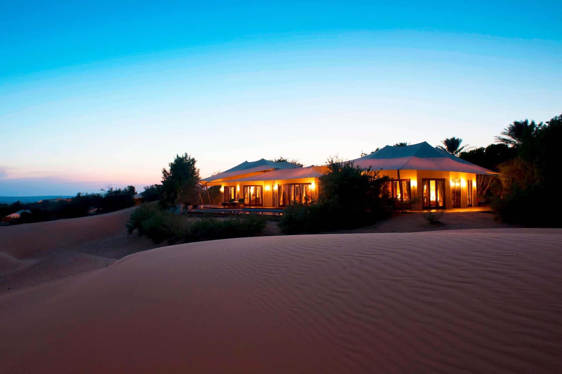 Suite Al Maha, a Luxury Collection Desert Resort & Spa Dubai, фото
