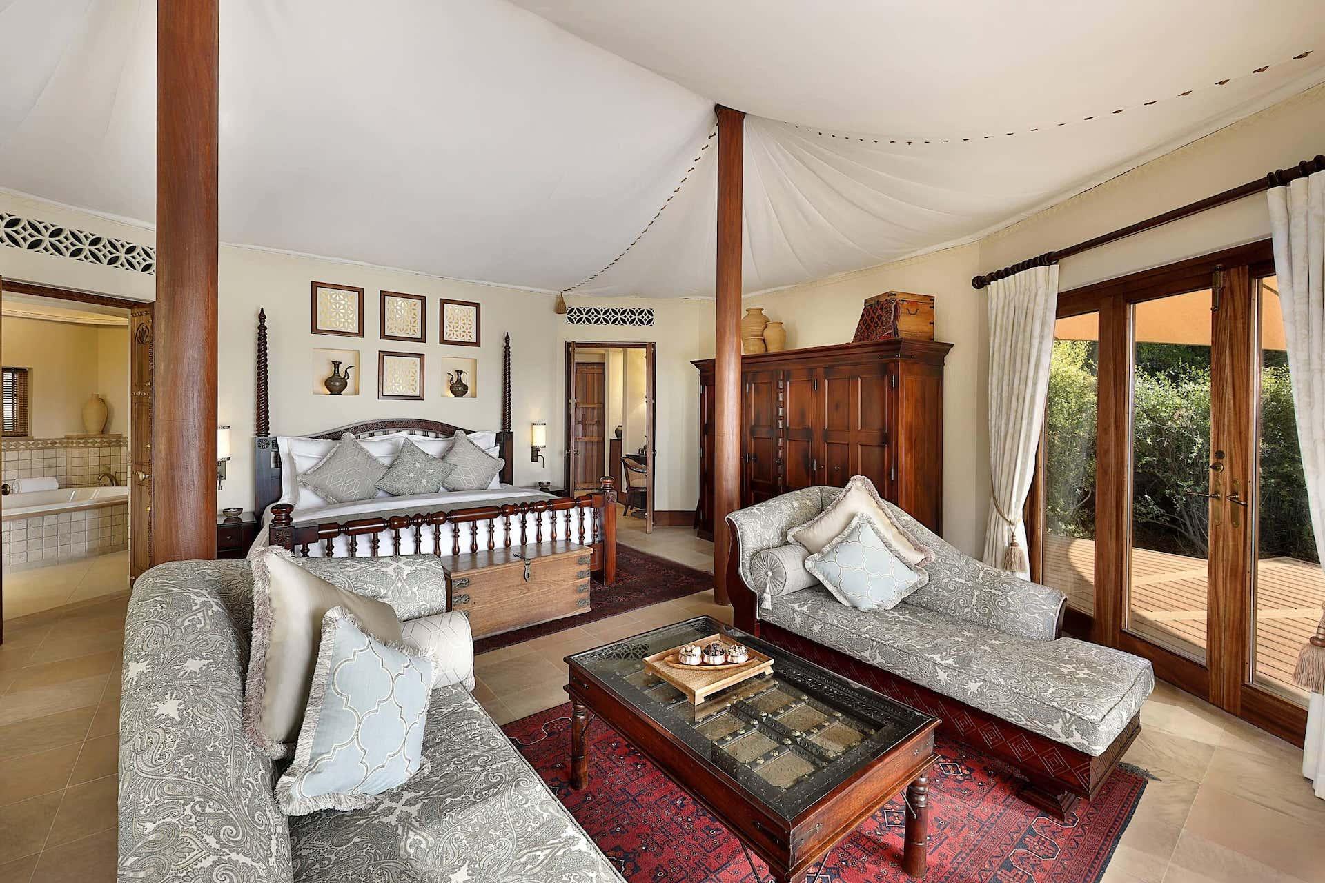 Suite Bedroom Al Maha, a Luxury Collection Desert Resort & Spa Dubai, фото