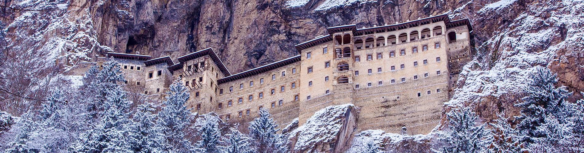 Sumela Monastery Турция, фото