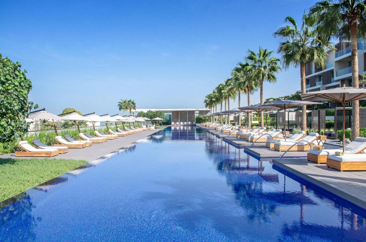 The Oberoi Beach Resort, Al Zorah Pool View Аджман, фото