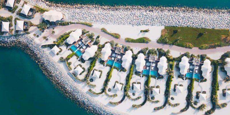 The Ritz-Carlton, Ras Al Khaimah, Al Hamra Beach Overview, фото