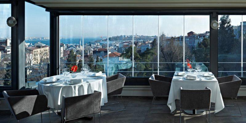 Ресторан Tomtom Suites Стамбул, фото