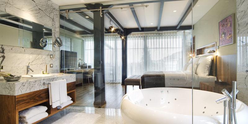 Ванная Tomtom Suites Стамбул, фото
