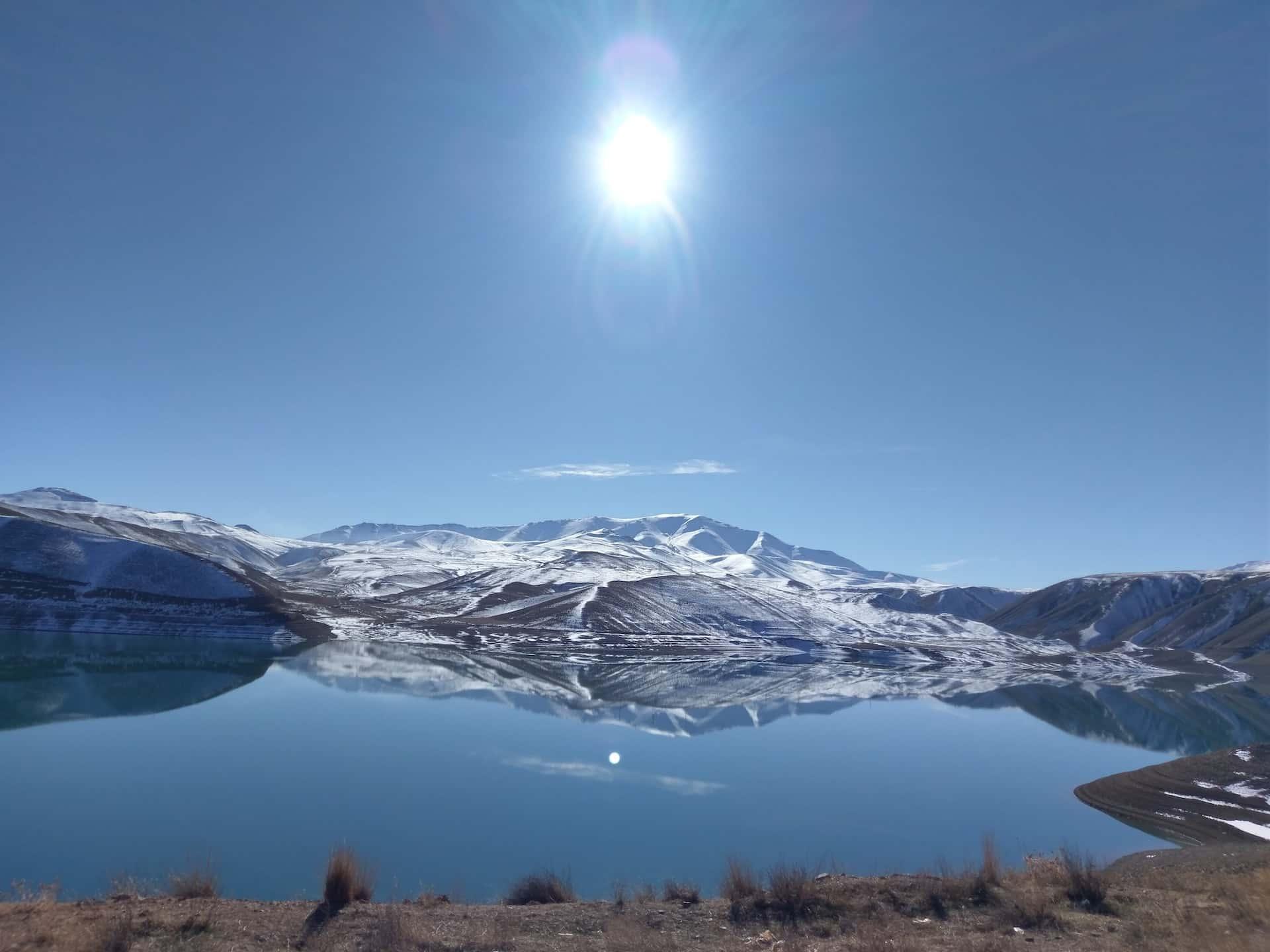 Van Lake Tурция, фото