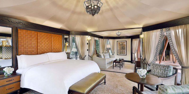 Villa Bedroom The Ritz-Carlton Ras Al Khaimah, Al Wadi Desert, фото