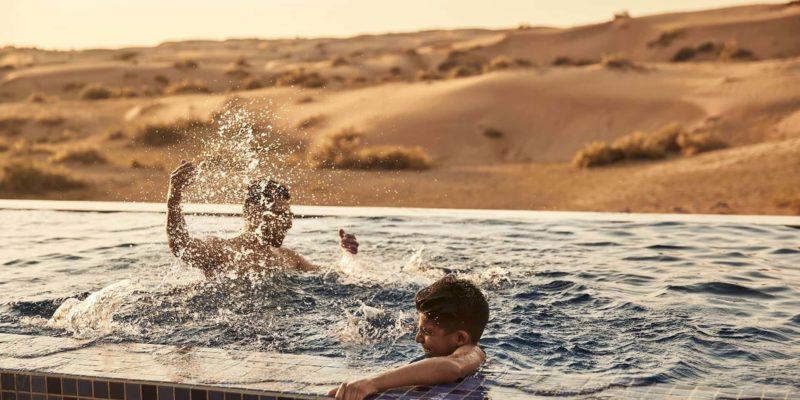 Villa Pool The Ritz-Carlton Ras Al Khaimah, Al Wadi Desert, фото