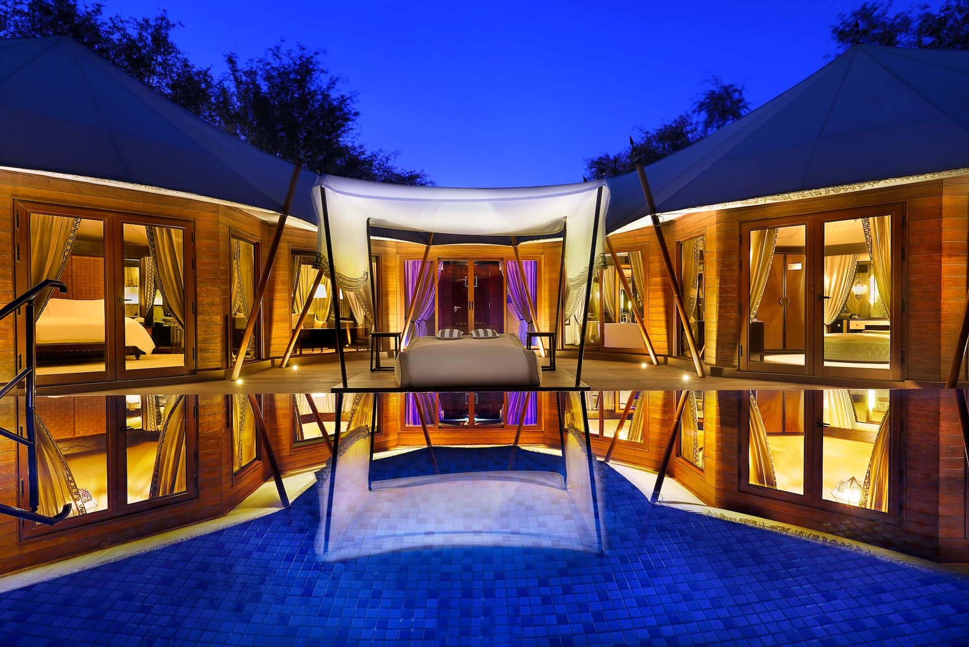 Villa The Ritz-Carlton Ras Al Khaimah, Al Wadi Desert, фото