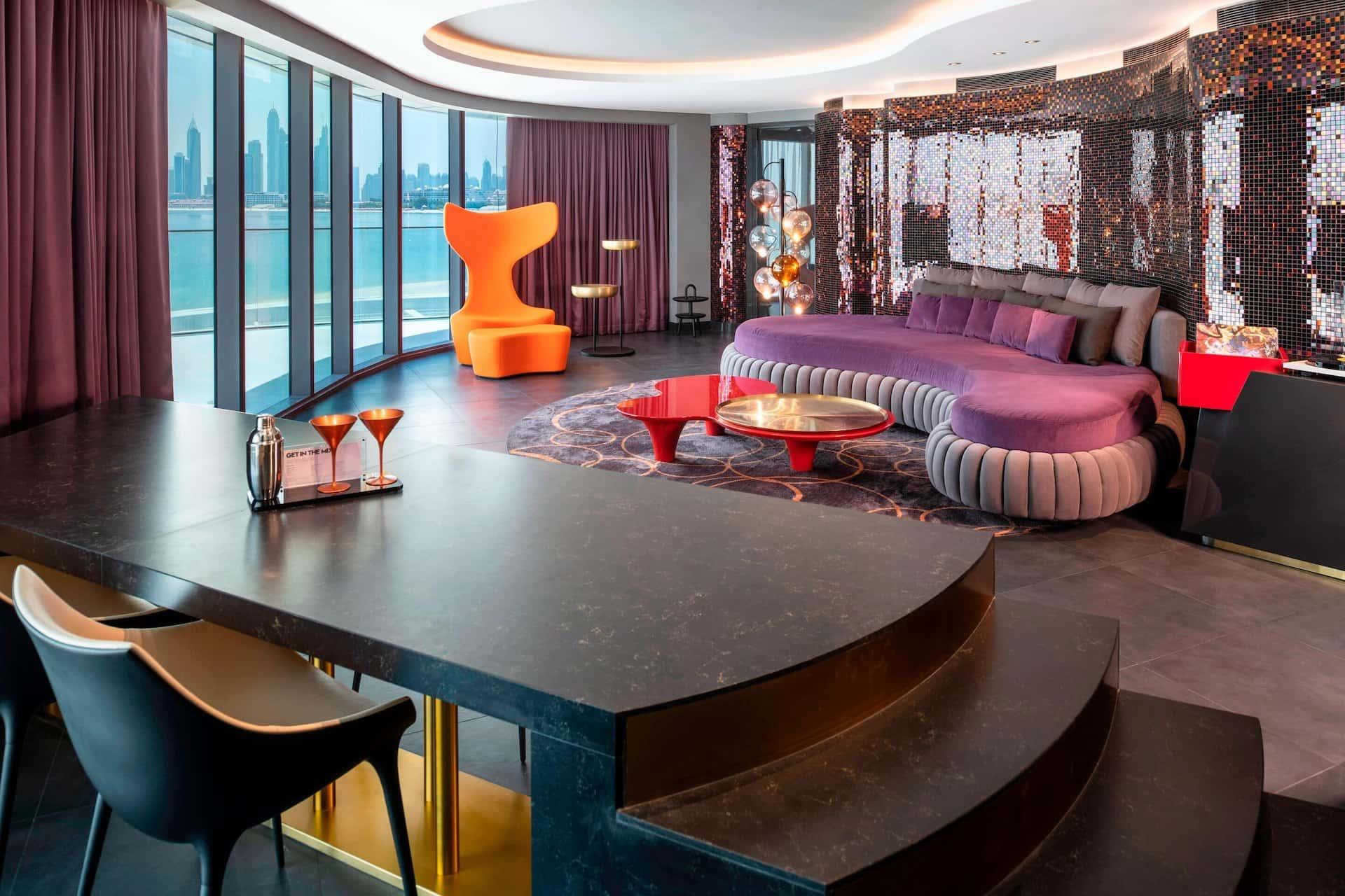 Fabulous Suite W The Palm Dubai, фото