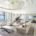 Waldorf Astoria Ras Al Khaimah Imperial Suite Living Room, фото