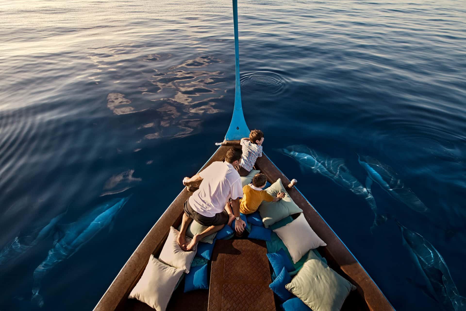 Яхта Four Seasons Resort Maldives at Kuda Huraa, фото
