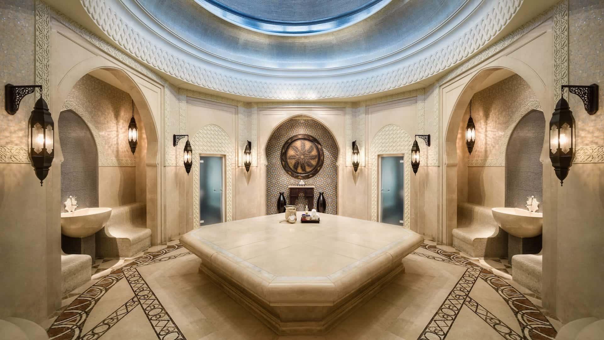Abu Dhabi Emirates Palace Spa New Hammam, фото