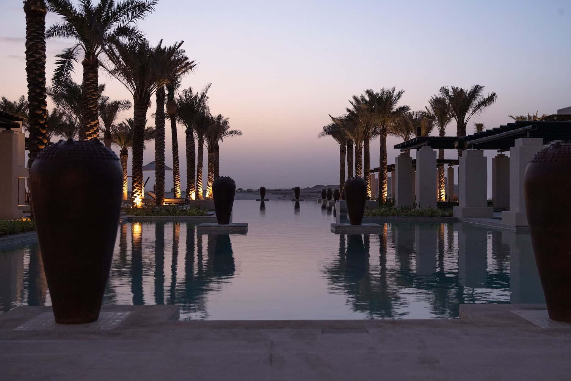 Al Wathba, a Luxury Collection Desert, Abu Dhabi Infinity Pool, фото