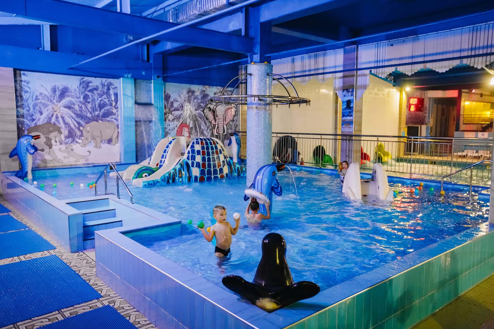 Aqua Loo Waterpark Sochi, фото