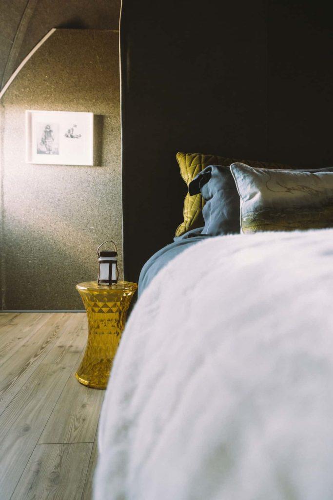 Bedroom Whichway Camp White Desert Antarctica, фото