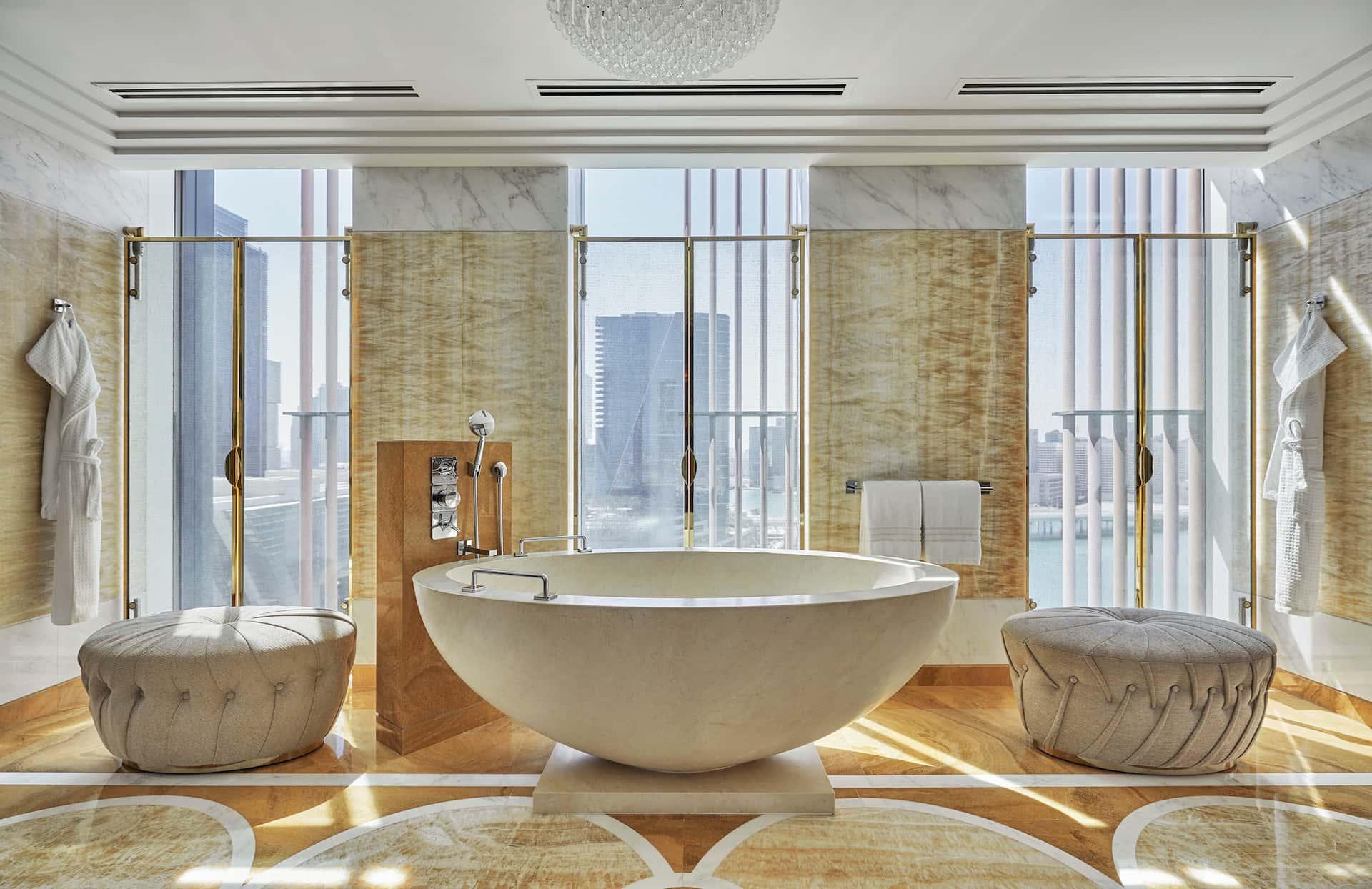 Four Seasons Hotel Abu Dhabi at Al Maryah Island Bathroom, фото
