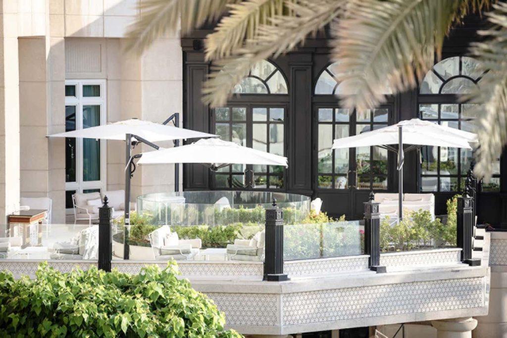 5 причин  встретить Новый год в отеле Four Seasons Hotel Doha