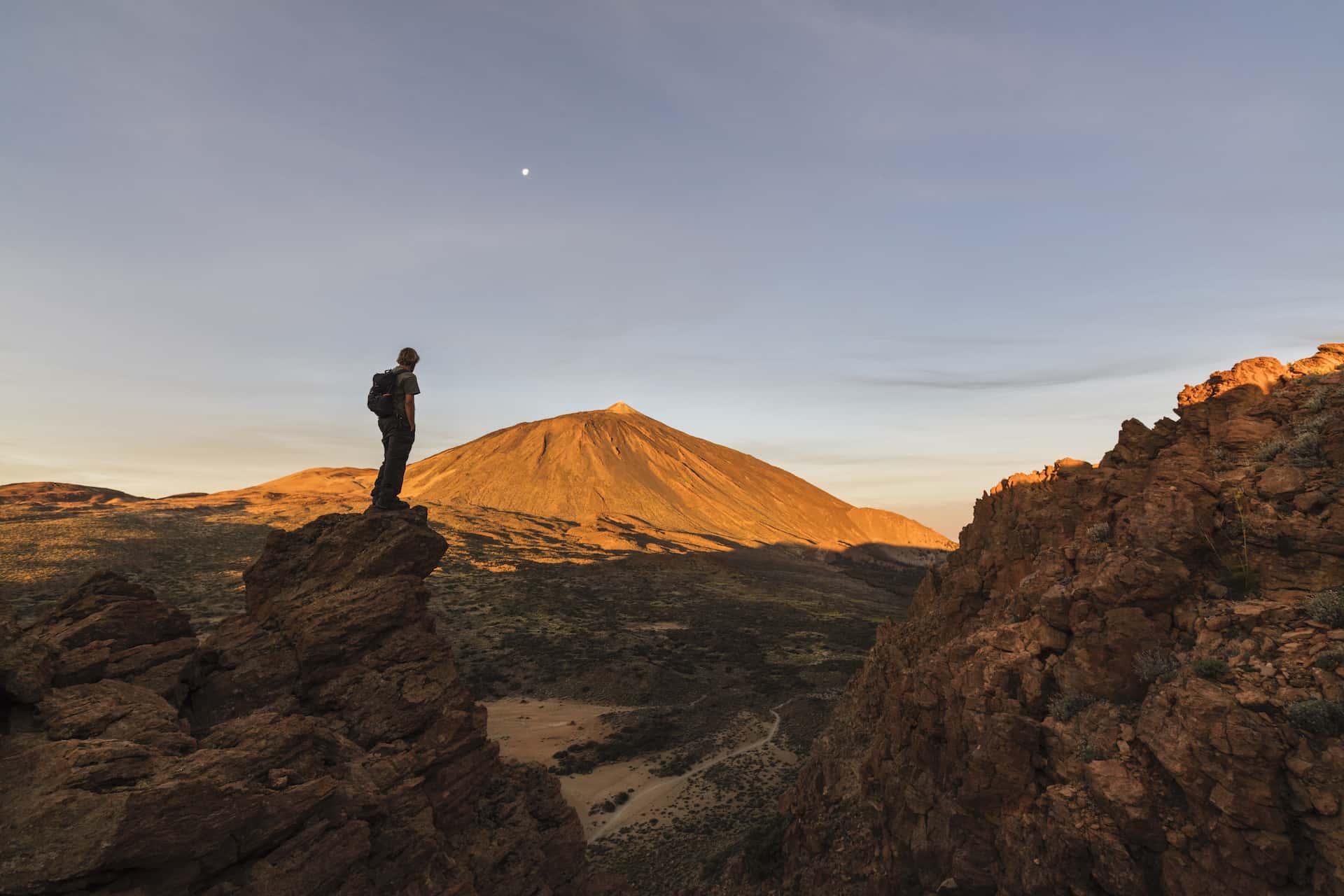 Hiking Tenerife, фото