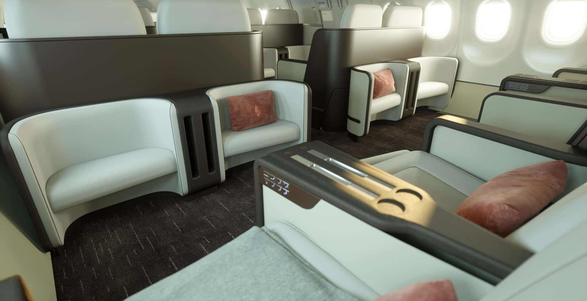 Four Seasons Private Jet Cabine, фото