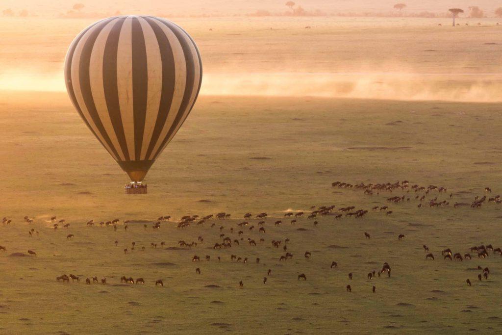 Four Seasons Private Jet Africain Wonders Serengeti