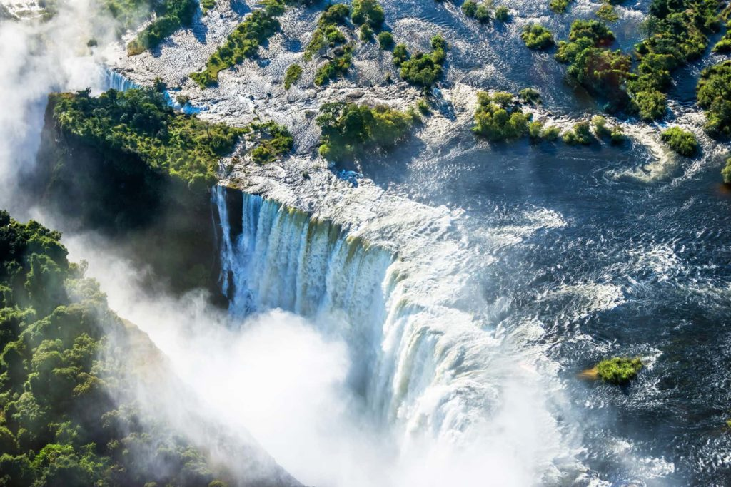 Four Seasons Private Jet Africain Wonders Victoria Fall, фото